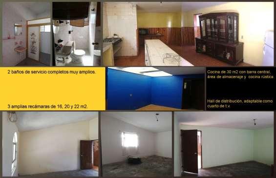 Casa en venta chalco 972mts, col. san mateo tezoquipan $$negociable