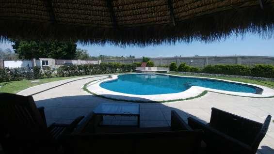 Casa con alberca cocoyoc yautepec morelos