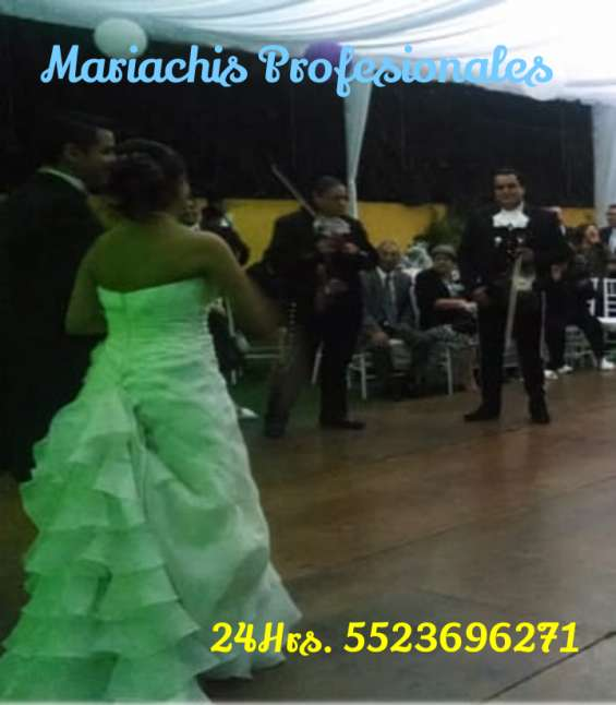 Serenatas con mariachi en azcapotzalco económico 5523696271