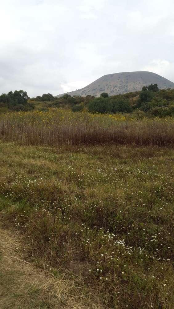 Terreno en venta casi 8 hectareas en cdmx