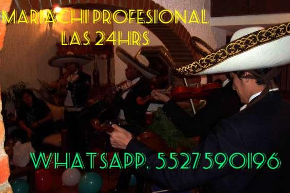 Mariachis ubicados en san pedro xalpa 5527590196 urgente