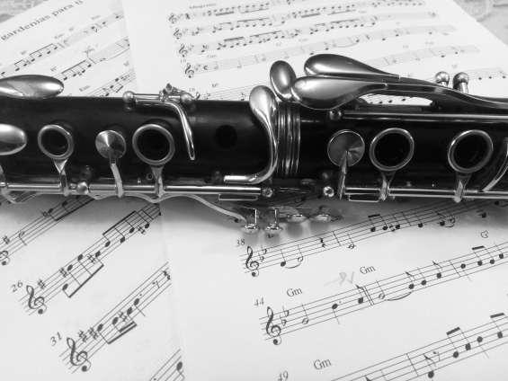 Clases de clarinete