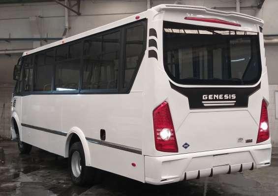 Microbús génesis ram4000 2020 d