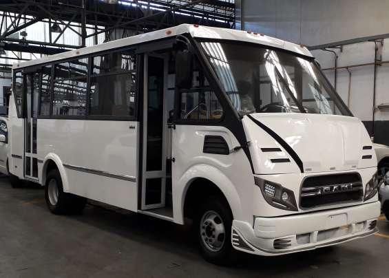 Microbus génesis ram4000 2020