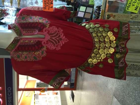 Blusas pakistaníes en varios colores mayoreo y menudeo