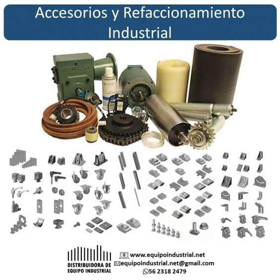 Accesorios y refaccionamiento industrial en toluca