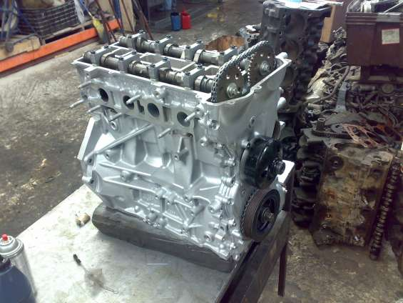 Motor 3/4 ford ranger ame. 2.3 lt. entrega inm.