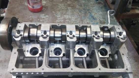 Rematamos cabeza para motor w.v. eurovan diesel 1.6 lt. entrega inm.