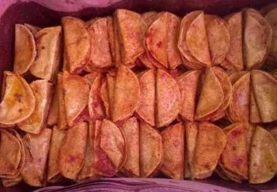 Tacos de canasta para reventa desde 50pz