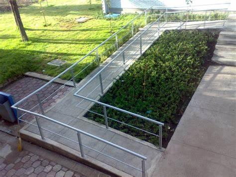Accesibilidad, diseño y arquitectura para pcd proyectos especiales para pcd rampas