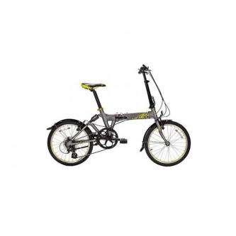 Bicicleta alive folding r20 alubike plegable portatil, acapulco