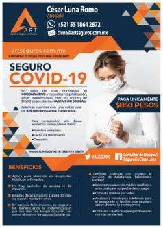 Gastos médicos covid-19, estado de méxico
