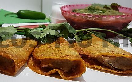 Tacos de canasta para reventa