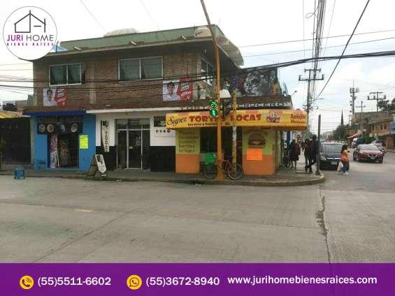 Linda casa en venta en san juan tltitlan